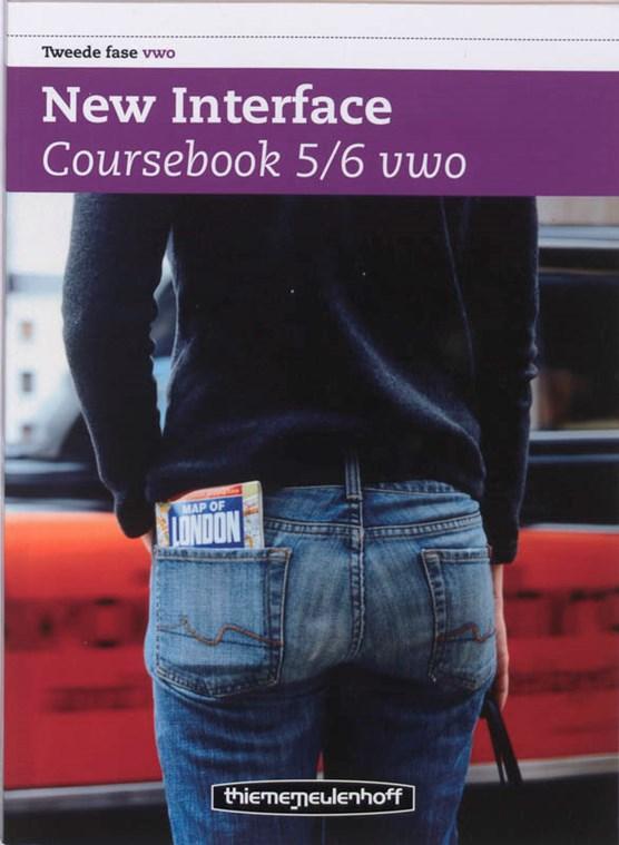 New Interface 5/6 VWO Coursebook