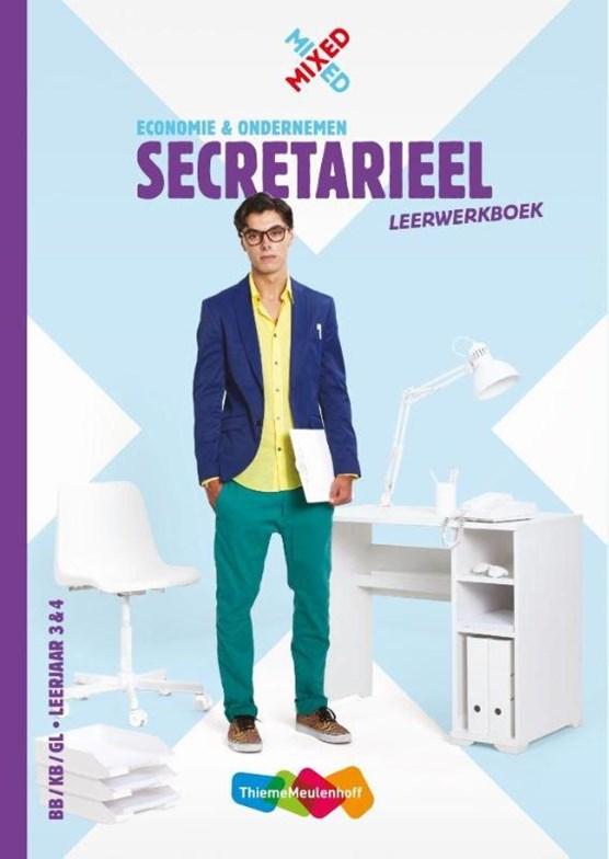 Secretarieel vmbo Leerwerkboek
