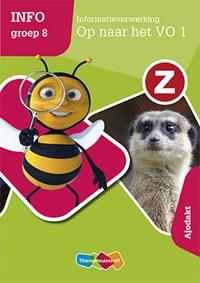 Z-info Op naar het VO 1 Informatieverwerking Groep 8 | P. Nagtegaal |