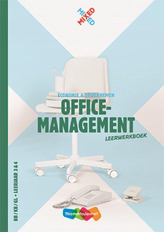 Officemanagement leerling BB/KB/GL leerjaar 3 & 4 Leerwerkboek