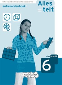 Alles telt Plusschrift 6 | communicatie/educatie E. Van Den Bosch-Ploegh ; Fundamentaal |