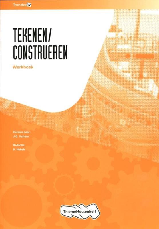 Tr@nsfer-w Tekenen/Construeren Leerwerkboek