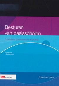 Besturen van Basisscholen   C. Dietvorst & T. Beukenholdt  