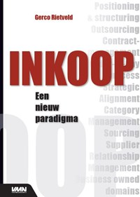 Inkoop, een nieuw paradigma   G.J. Rietveld  