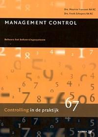 Management Control   Maurice Franssen ; Freek Schepers  