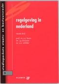 Regelgeving in Nederland | P.J. Boon ; J.G. Brouwer ; A.E. Schilder |