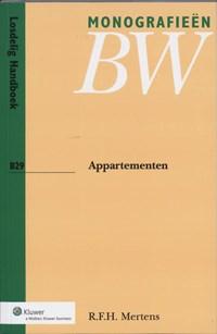 Appartementen   R.F.H. Mertens  