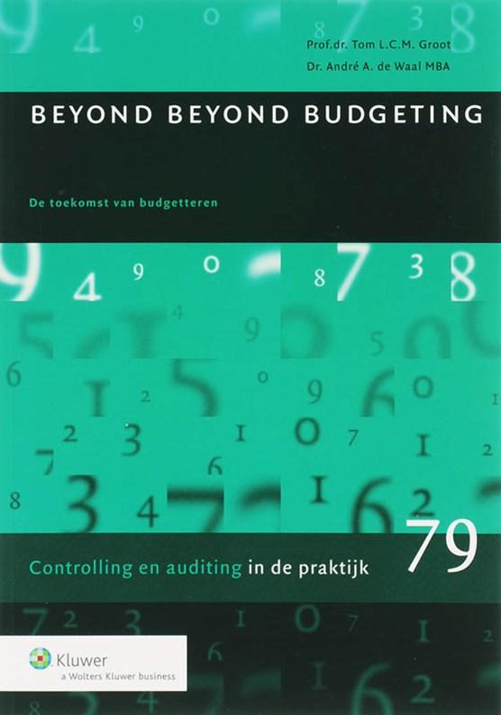 Beyond Beyond Budgeting