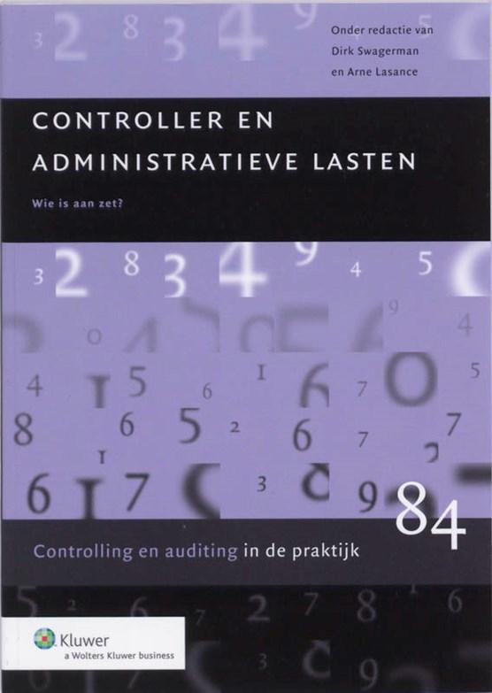 Controller en administratieve lasten