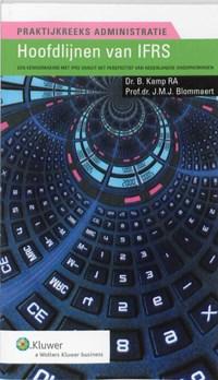 Hoofdlijnen van International Financial Reporting Standards   B. Kamp ; J.M.J. Blommaert  