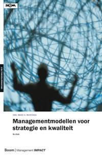 Managementmodellen voor strategie en kwaliteit | Marc Muntinga |