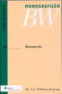 Burenrecht   A.C. Wibbens-de Jong  