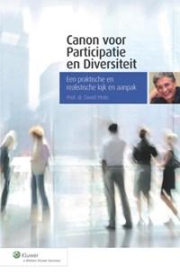 Canon voor participatie en diversiteit | David Pinto |