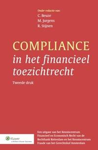 Compliance in het financieel toezichtrecht | C. Beuze ; M. Jurgens ; R. Stijnen |