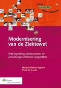 Modernisering van de ziektewet | Ruud de Leede ; Marjol Nikkels-Agema |