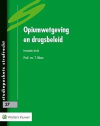 Opiumwetgeving en drugsbeleid | Trudi Blom |