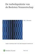De turboliquidatie van de Besloten Vennootschap | Samantha Renssen |