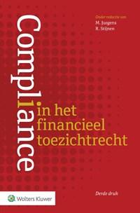 Compliance in het financieel toezichtrecht | M. Jurgens ; R. Stijnen |