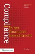 Compliance in het financieel toezichtrecht   M. Jurgens ; R. Stijnen  