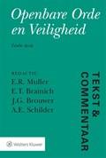 Openbare Orde en Veiligheid | E.R. Muller ; E.T. Brainich |