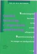Conflicthantering en organisatie-ontwikkeling   W.F.G. Mastenbroek  