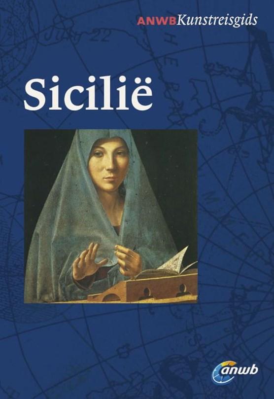 ANWB Kunstreisgids : Sicilië