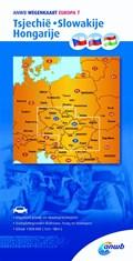 Tsjechië-Slowakije-Hongarije   auteur onbekend  