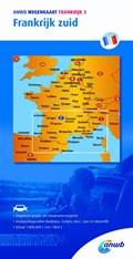 ANWB wegenkaart Frankrijk 3. Frankrijk zuid | Anwb |