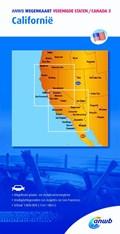 ANWB wegenkaart Verenigde staten/Canada 3. Californië | Anwb |