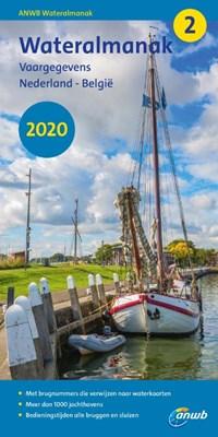 Wateralmanak 2 - 2020   John Meijers  