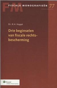 Drie beginselen van fiscale rechtsbescherming | R.H. Happe |