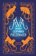 Ava en het gesponnen poezenweb   Marieke Poelmann  
