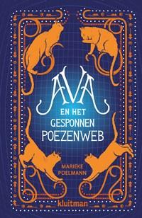 Ava en het gesponnen poezenweb | Marieke Poelmann |