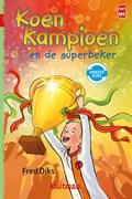 Koen Kampioen omkeerboek- en de superbeker-en het grote toernooi   Fred Diks  