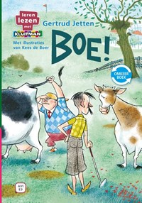 Omkeerboek Boe! en Jip de mus | Gertrud Jetten |