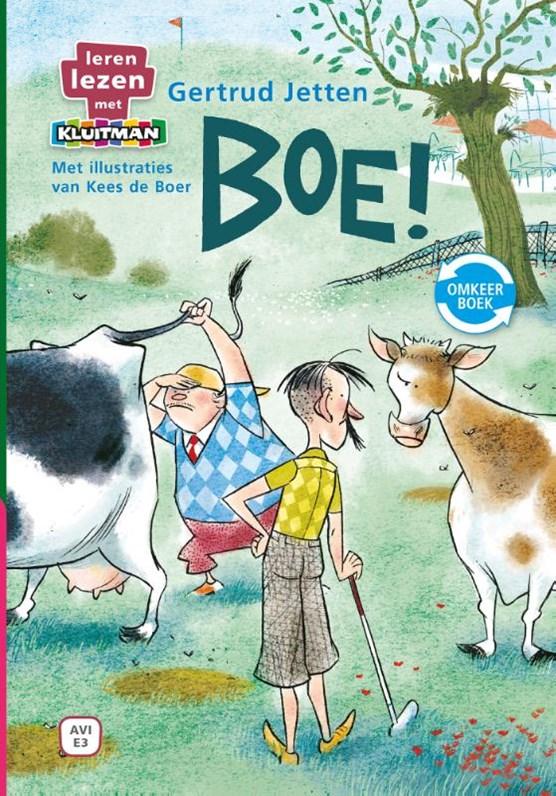 Omkeerboek Boe! en Jip de mus