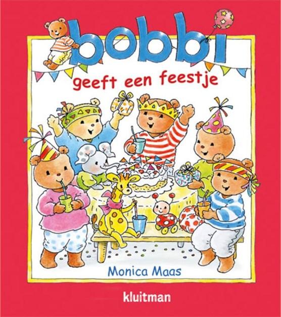 Bobbi geeft een feestje (verpakt per 6 stuks)