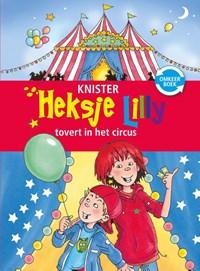 Heksje Lilly omkeerboek 8+   Knister  