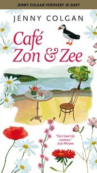 Café Zon + Zee   Jenny Colgan  