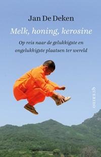 Melk, honing, kerosine | Jan De Deken |