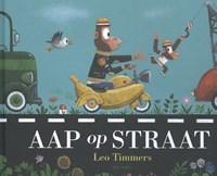 Aap op straat | Leo Timmers |