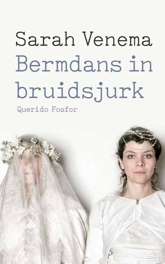 Bermdans in bruidsjurk