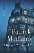 Onzichtbare inkt   Patrick Modiano  