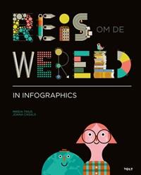 Reis om de wereld in infographics | Mireia Trius ; Joana Casals |