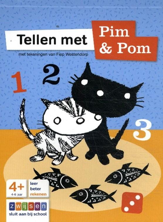 Tellen met Pim en Pom
