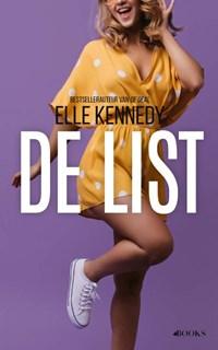 De list   Elle Kennedy  