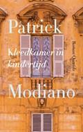 Kleedkamer in kindertijd   Patrick Modiano  