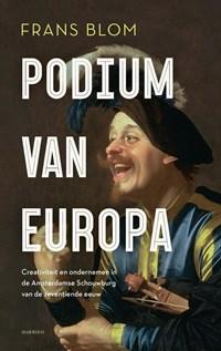 Podium van Europa   Frans R.E. Blom  