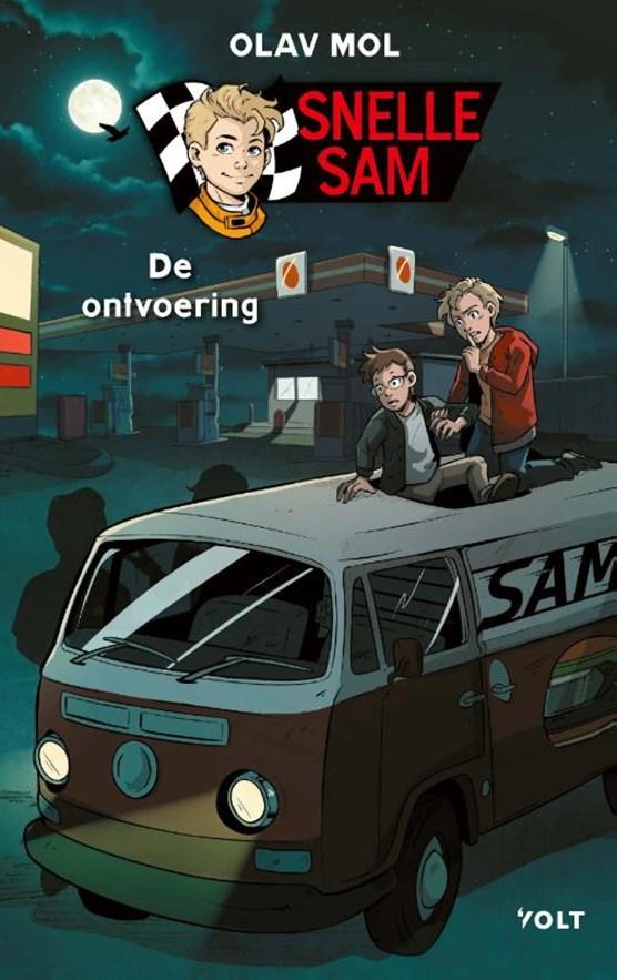 Snelle Sam: De ontvoering
