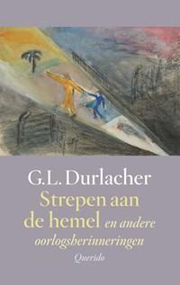 Strepen aan de hemel   G.L. Durlacher  